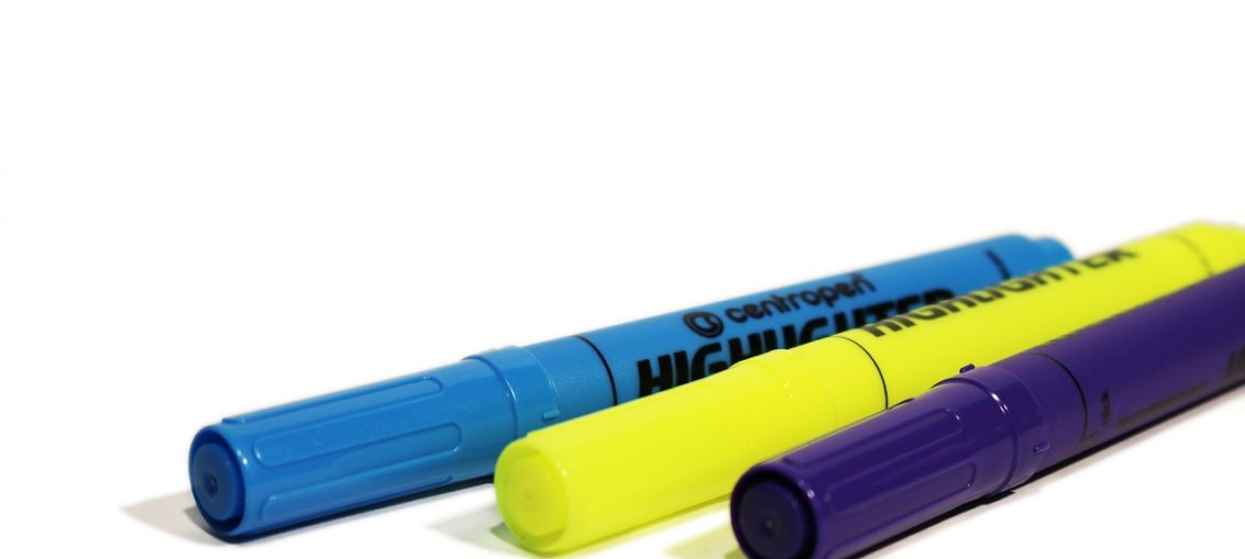 Jak zmyć marker lub pisak permanentny?