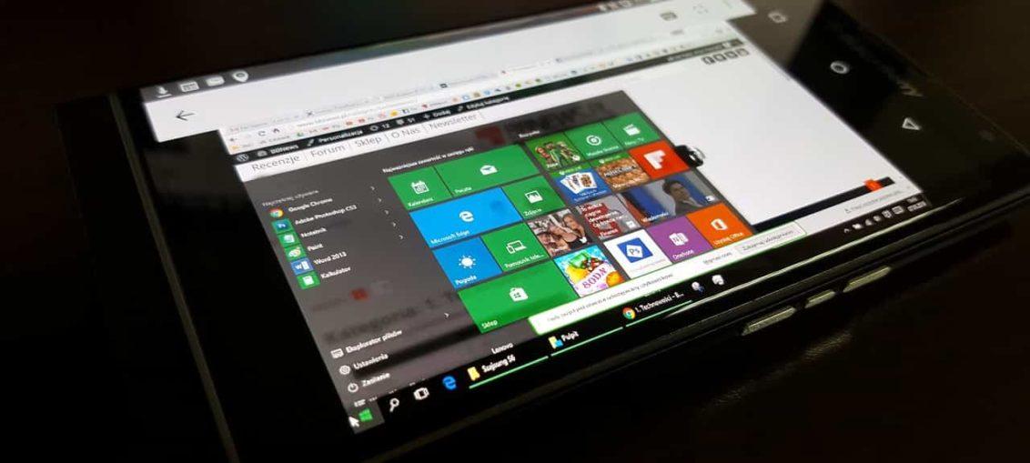 Skróty klawiaturowe Windows 10
