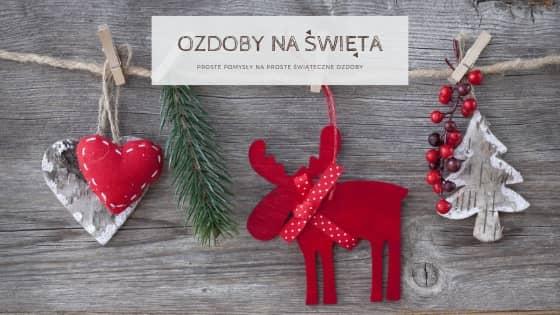 Ozdoby na Swieta-DIY
